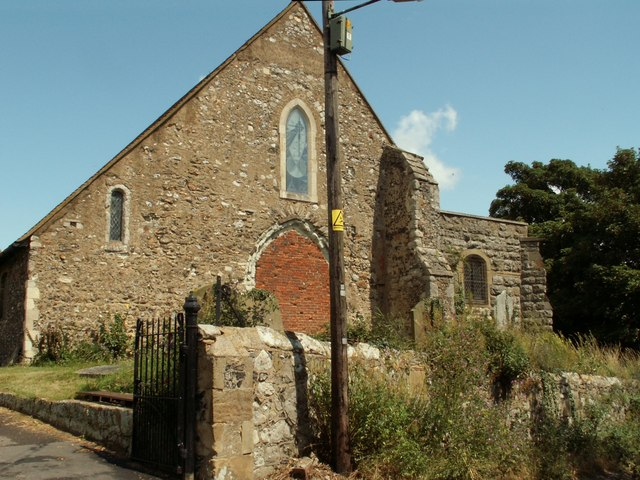 St. Catherine's church at East Tilbury