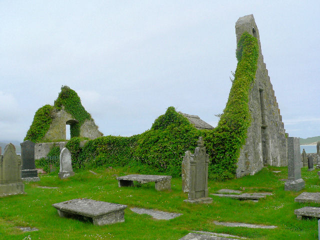 Balnakeil Church  (ruin)
