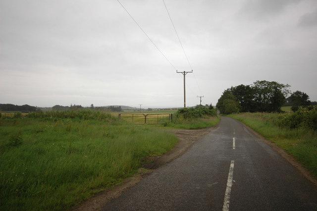 Road by Chapelton
