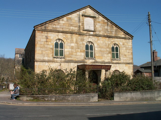 Charlestown Chapel, near St Austell