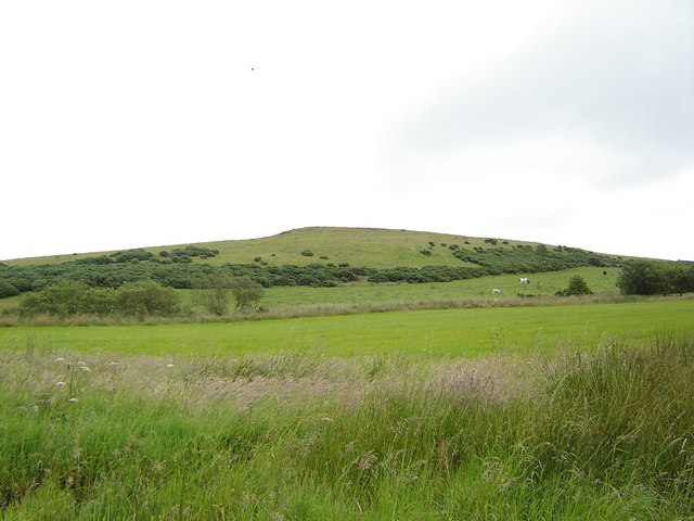 Stranog Hill