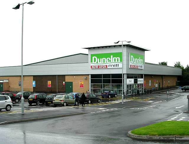Dunelm Mill - Sticker Lane
