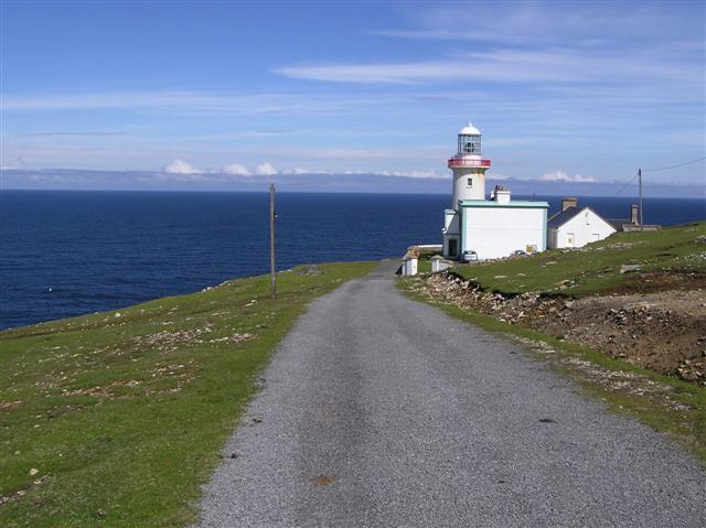 Aranmore Island