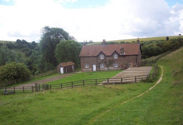18th Century 'Improvement Farm'