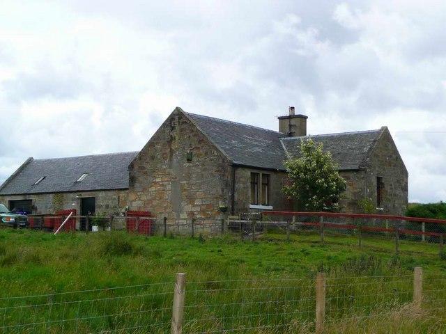 House near Springhill