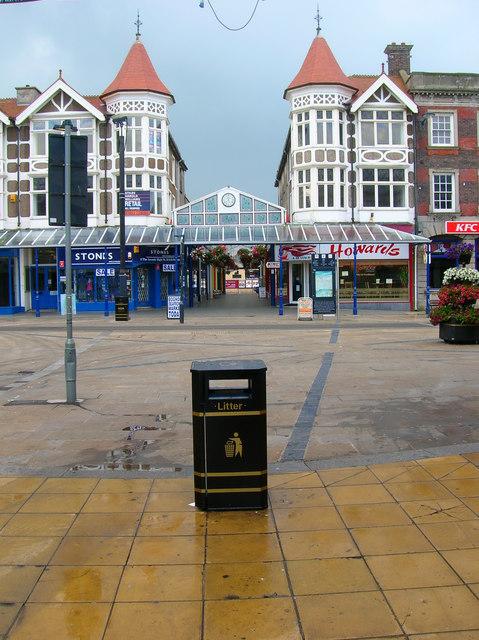 The Arcade, High Street