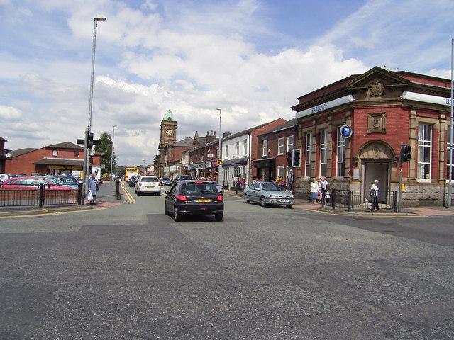 Rochdale Road  Royton