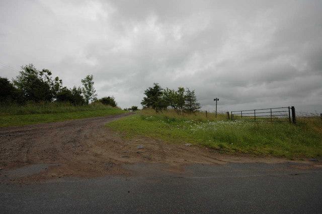 Cairnhill Farm junction