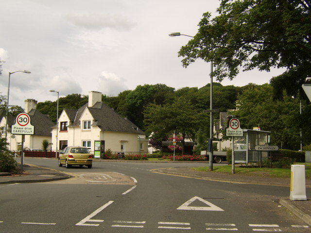 Inchinnan, Renfrewshire