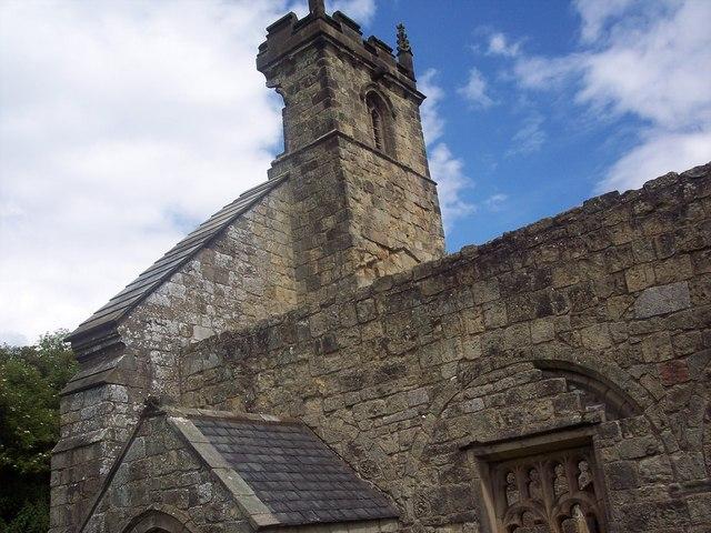 St Martin's Church, Wharram Percy - Tower