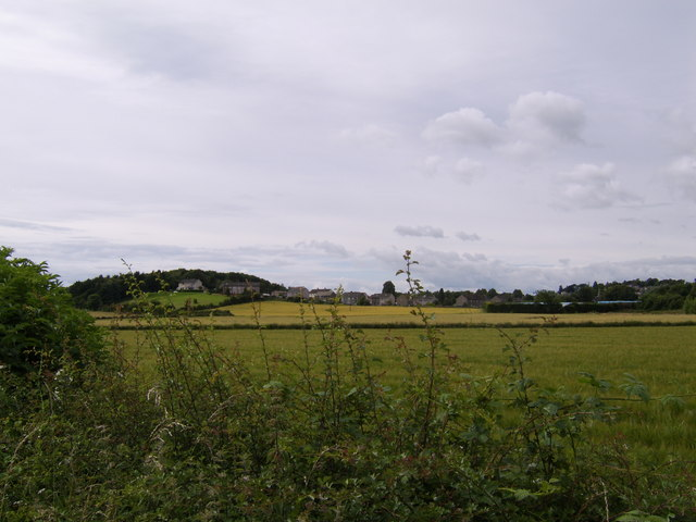 Looking to Inchinnan from Greenock Road A8