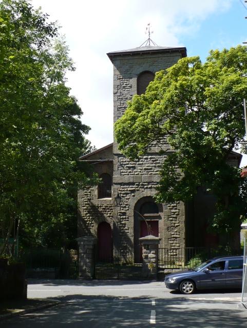 St David's Church, Rhymney