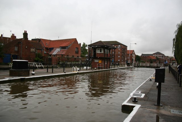 Town Lock