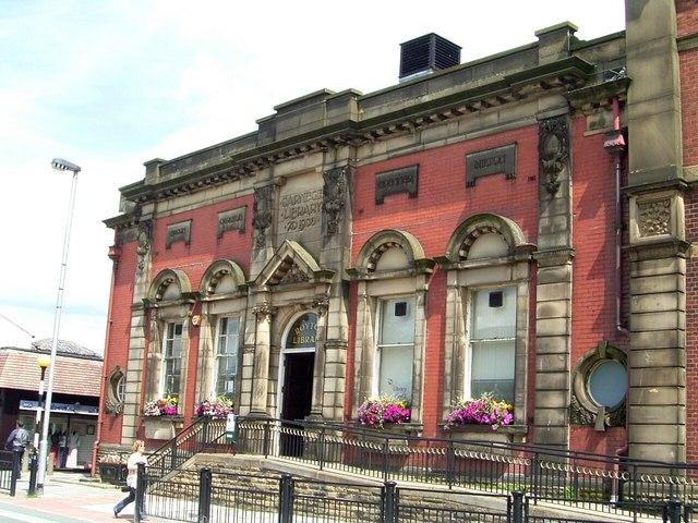 Royton Library