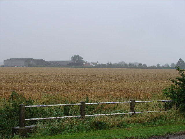View of Lower Farm from the Road
