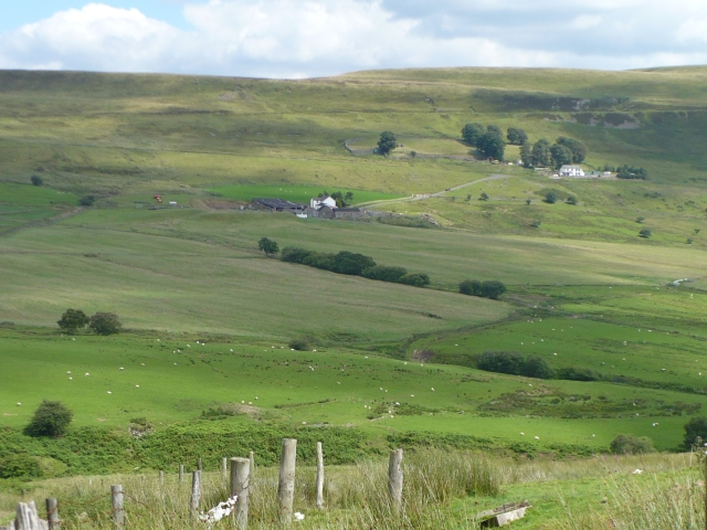Cwm Tyswg near Rhymney
