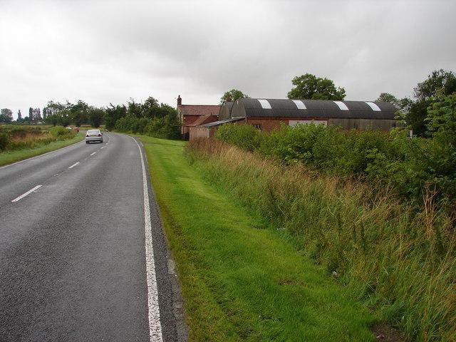 A46 and Pear Tree Farm