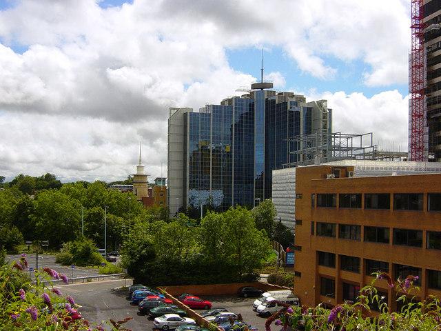 Basingstoke Churchill Plaza