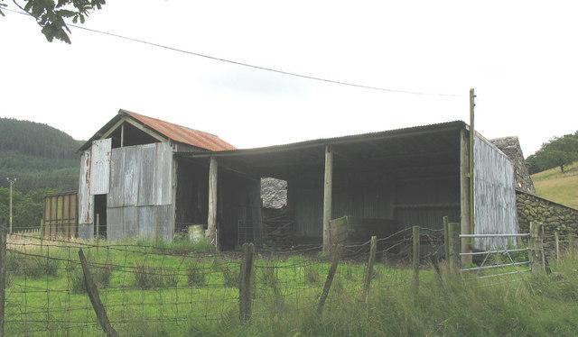 "Old barns at Dolfrwynog ""ripe for conversion"""