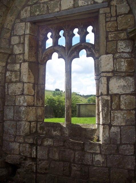 St Martin's Church, Wharram Percy - Detail