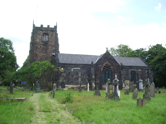 The Parish Church of St Mary, Radcliffe