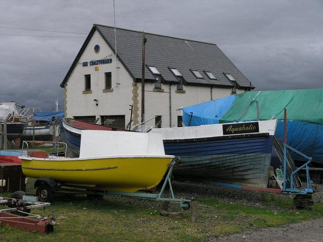 H.M.Coastguard.