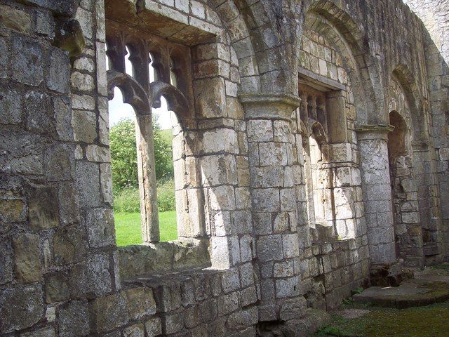 St Martin's Church, Wharram Percy - Detail