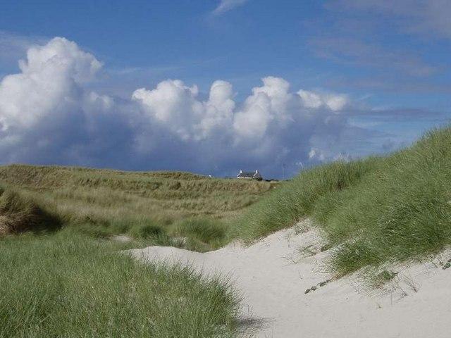 Dunes, Sanna