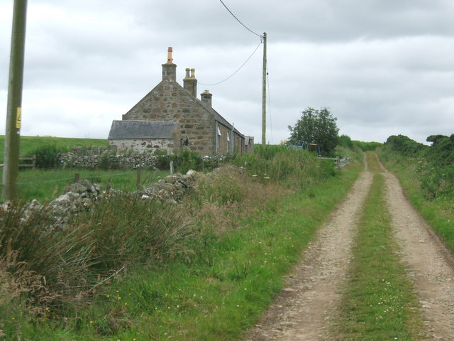 Cotter Hoose at Mains of Elrick