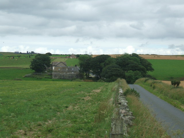 Towards Mill of Fortrie