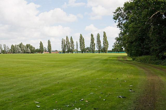 University of Southampton Sports Ground, Eastleigh