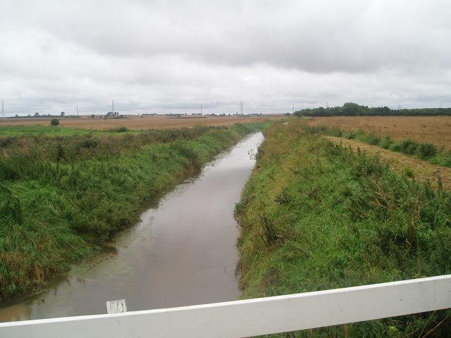 Kelfield Catchwater Drain