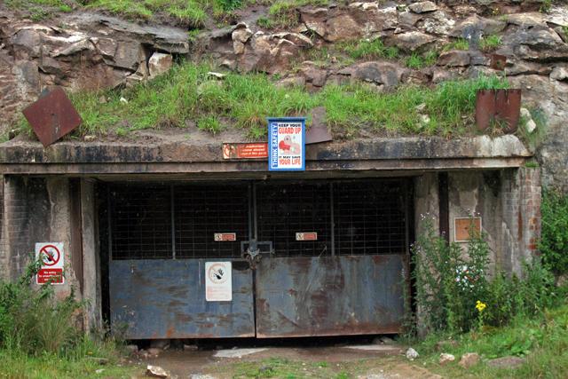 Newbiggin Mine