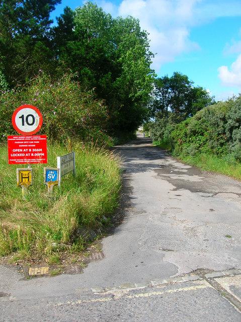 Lagoon Road