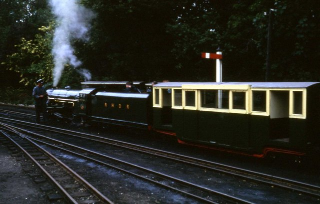 New Romney Miniature Railway