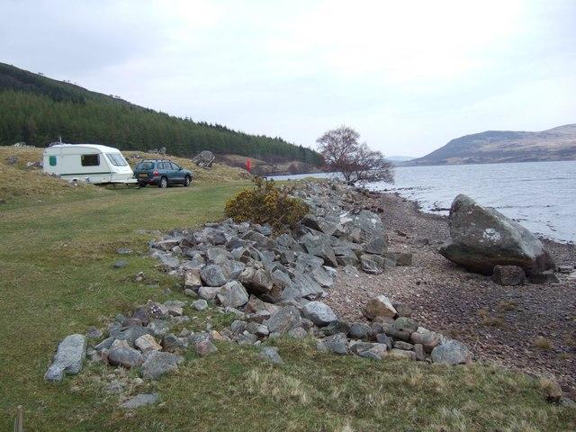 Grummore Caravan Site