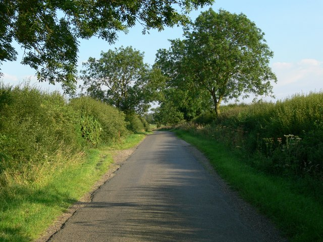 Gaulby Road, Leicestershire
