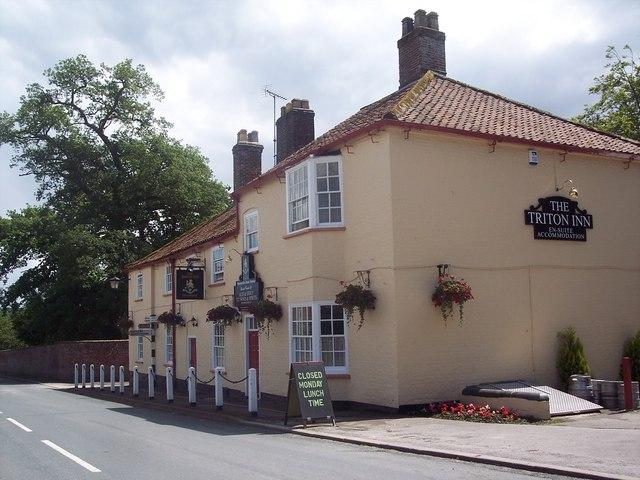 The Triton Inn, Sledmere