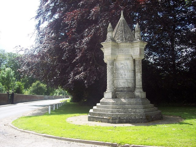 The Wolds Wagoners Memorial