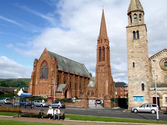 The Clark Memorial Church, Largs
