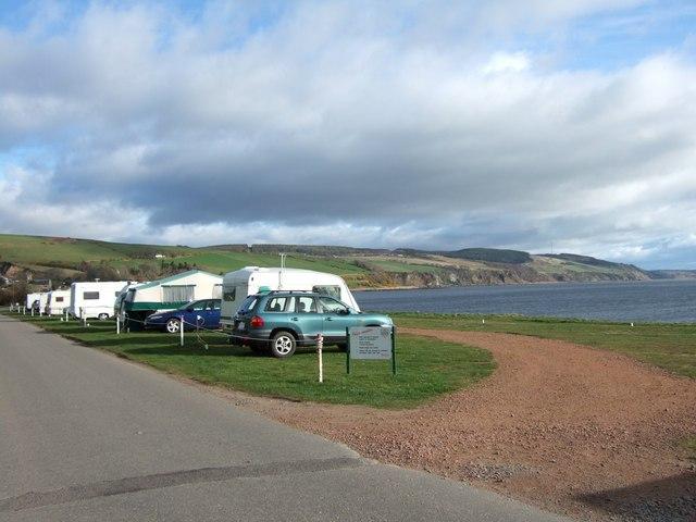 Rosemarkie Caravan and Camping Club Site