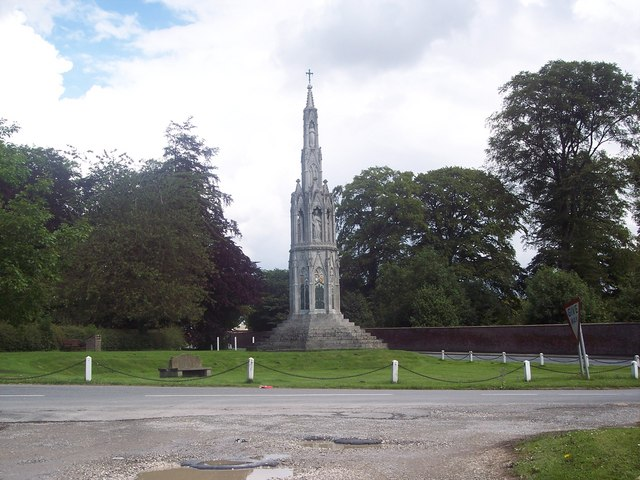 Copy of Eleanor Cross, Sledmere