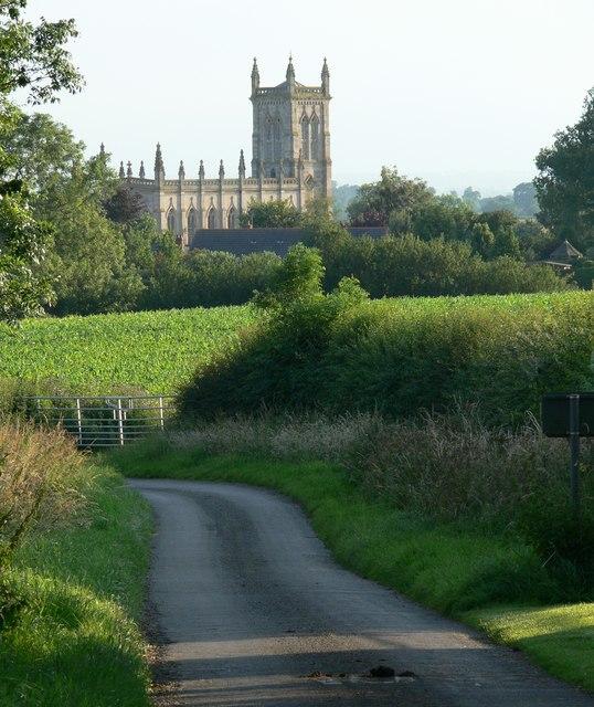 Norton Lane, Leicestershire