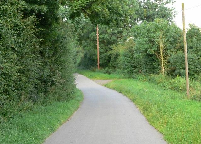 Cooks Lane near Wigston Harcourt