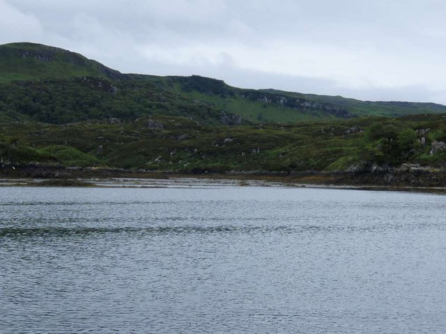 Oronsay - southern end of Sailean Mor