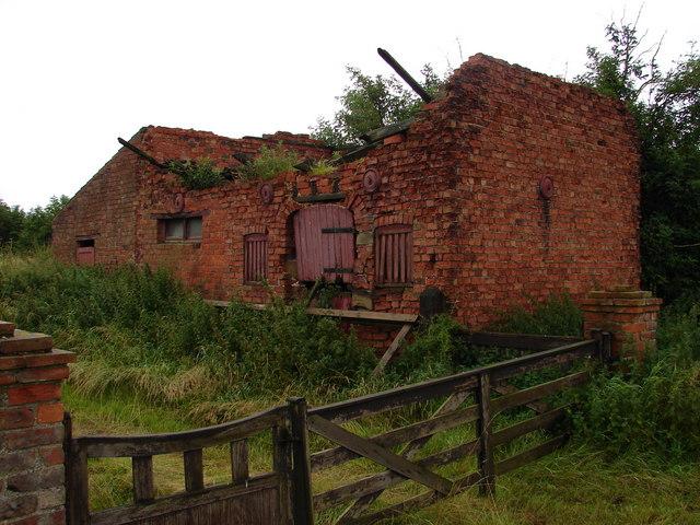 Ruins at Mill House