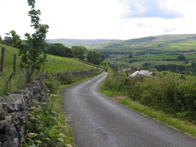 Road towards New House