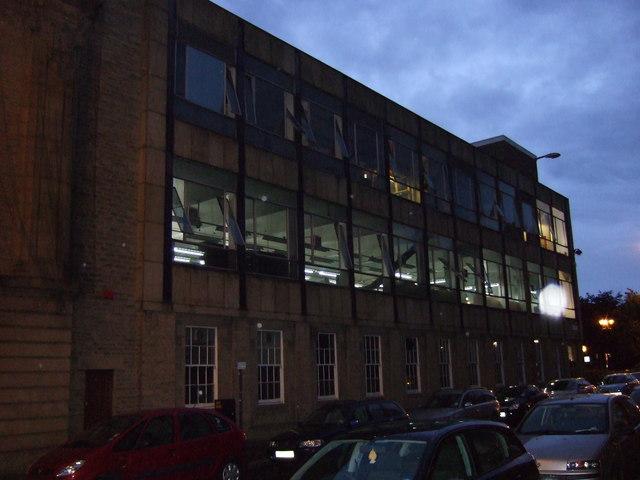 Huddersfield Sorting Office