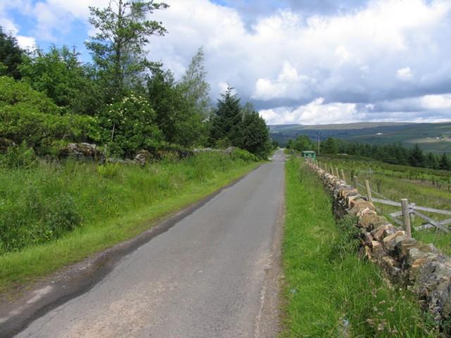 View towards Upper Weardale