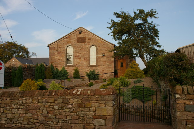 Skelton Methodist Church, Skelton, Cumbria